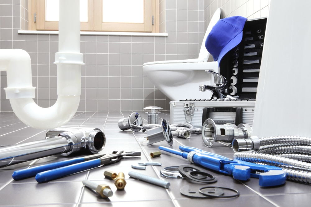 Plumbing Fixture Repair & Replacement